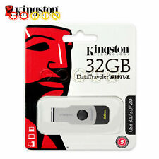 Kingston 16GB 32GB 64GB DataTraveler Swivl USB 3.1 Swivel Flash Pen Drive