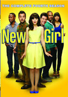 New Girl: The Complete Fourth Season - 3 DISC SET (DVD New)