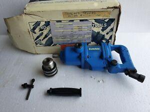 "SUMAKE ST-4250 Air Drill 5/8"", Impact Hammer, Reversable,1000 RPM # New"