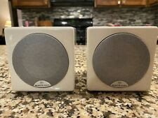 Monitor Audio Radius 45 book shelf speakers