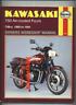 Kawasaki GPZ750 GT750 Z750 (80-91) Haynes Manual GPZ GT Z 750 Shaft Chain BX88