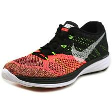 Womens Nike Flyknit Lunar 3 Lightweight Running Sports Gym Trainers UK Size 5
