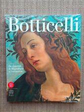Boticelli, de Laurent Le Magnifique à Savonarole [Skira / Musée du Luxembourg]