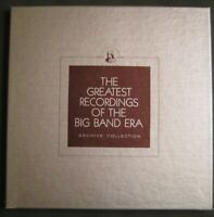 The Greatest Recordings Of The Big Band Era - Archive Collection, records 45-46