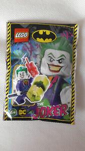 Lego Batman Figur The Joker 211905   Limited Editon in Polybag Neu und OVP