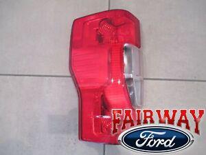 20 thru 22 Super Duty F-250 F-350 OEM Ford Tail Lamp Light Non-BLIS Driver LEFT