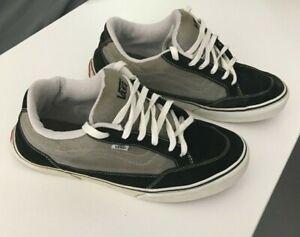 Vintage Mens Vans black gray size 11