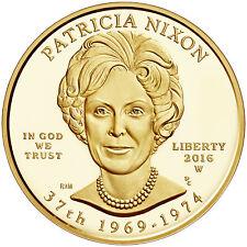 2016-W First Spouse Gold PRF Patricia Nixon