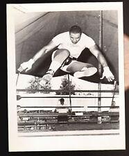 VINTAGE PRESS PHOTO 7X9 SONNY LISTON  HEAVYWEIGHT BOXING AP 1961