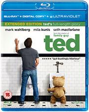 TED - BLU-RAY - REGION B UK