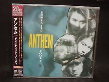 ANTHEM Domestic Booty JAPAN CD Loudness Animetal Solitude Goldbrick Dead Claw