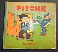 Pitche par Stonkus. Album 1. Hachette 1932. EO