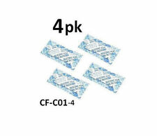 4-PACK Thermal CPU Conductive Compound Heat Sink Grease Packet, CF-C01-4