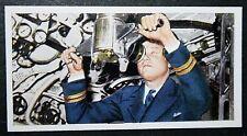 Royal Navy Inter War  Period Submarine PERISCOPE     Vintage 1930's Card  VGC