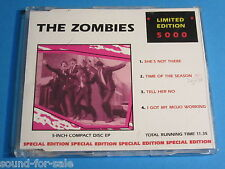 THE ZOMBIES/She's not there-Limited Maxi CD