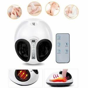 Appareil de Massage pour Pieds Masseur Shiatsu des Pieds Relaxation Télécommande