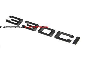 For BMW 3-Series 330Ci Matte Black Trunk Lid Letter Emblem Logo Sticker Decal