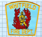 Fire  Patch  - WHITFIELD