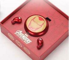 Complete wireless earphone marvel Avengers Iron Man ver japan limited Rare