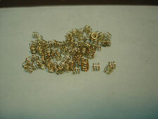 50pr REPRODUCTION H.O SCALE PICK UP SHOE SPRINGS FITS AURORA AFX / X-TRACTION