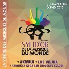 Various Artists - Les Syli Dor de la Musique Du Monde 2015 [New CD] Canada - Imp