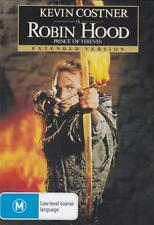 ROBIN HOOD Prince Of Thieves : NEW DVD : Kevin Costner
