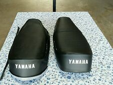 YAMAHA(n16) RD250 RD350 1972 TO 1975 MODEL SEAT COVER WITH STRAP (Y44)