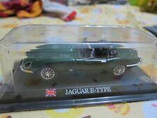 delPrado - Scale 1/43 - Jaguar E-type - Green - Mini Toy Car - A6
