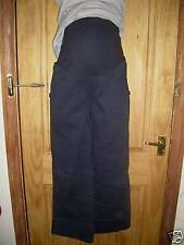 Indigo, Dark Wash Straight Leg Maternity Jeans