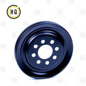 V-Grooved Pulley For Deutz Bobcat 02108653  D2011, F3L2011, BF4M2011, 6.5 Inch