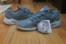 Reebok Fury Adapt men's casual sneakers Asteroid Dust White Grey New with tags