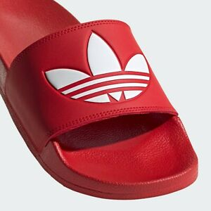 Adidas Originals Adilette Lite Slides Sandals Men's Size 9  FU8296