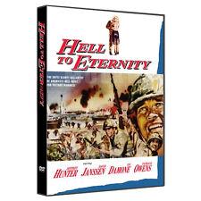 Hell To Eternity (1960) DVD - Jeffrey Hunter, David Janssen (*New *All Region)
