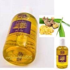 Plai Massage Oil Bottle 3.5oz Genuine Original Thai Natural Essential Massage Oi