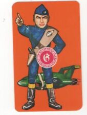Swap Playing Cards 1 Japanese TV Series Thunderbirds Anime 3/4 Size A49