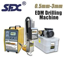 Sfx Portable Edm Drilling Machine Mb-2000C Metal 0.5-3mm Drill Punching Machine