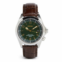 Seiko SARB017 Mechanical Automatic Men Leather Watch sold out alpinist JDM