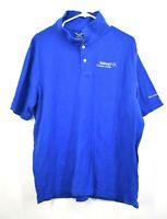 Faded Glory Mens Short Sleeve Employee Uniform Walmart Cotton Golf Polo Shirt XL