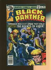 Black Panther 12 VF/NM 9.0 * 1 Book Lot * Kiber Clue! Kirby! Marvel Comics