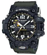 Casio G-SHOCK 51mm Black Dial Resin Mens Watch - GWG.1000.1A3ER