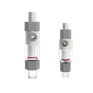 QANVEE Inline CO2 Aquarium Atomizer Diffuser