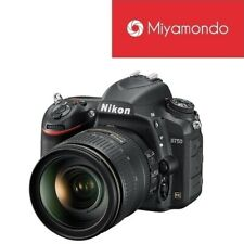 (Nikon Malaysia) Nikon D750 24-120mm + Tempered Glass + Backpack + 16GB