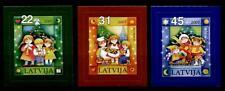 Weihnachten. Kinder. 3W. Lettland 2007