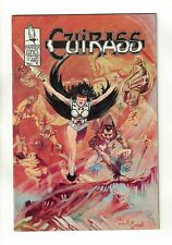 Cuirass Vol. 1 - #1 | Harrier Comics - May 1988