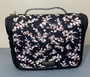 NWT Victorias Secret Graphic Hanging Travel Cosmetic/Toiletry Case