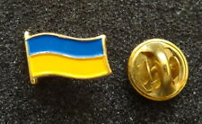 Ukraine  FLAG ukrainian     PIN BADGE