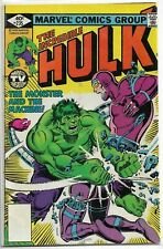 Incredible Hulk #235 Marvel 1979 Bronze Age Comic Book Fine+/Very Fine-
