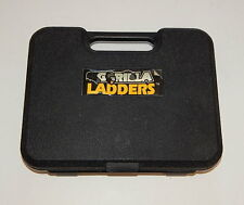 GORILLA LADDERS Static Hinge Set Hard Case with tools Aluminum Profession R10893