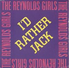 I'd Rather Jack 7 : The Reynolds Girls
