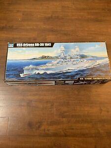 USS Arizona - Trumpeter 1/200 Scale Unassembled Battleship kit#03701
